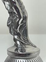 Elegant Nubile Rolls Royce Spirit of Ecstasy Wraith Car Mascot Sculpture Charles Sykes (5 of 43)