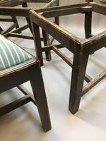 Set of 18th Century Mahogany Dining Chairs (7 of 21)