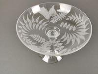 Victorian Glass Comport / Tazza (4 of 6)