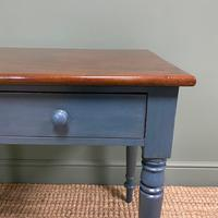 Georgian Painted Antique Side Table (6 of 6)