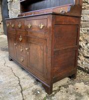Georgian Welsh Oak Dresser (16 of 20)