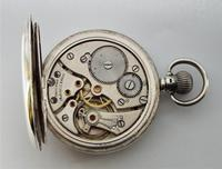 1930 Swiss Silver Pocket Watch (2 of 5)