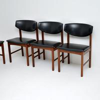 Set of 6 Danish Vintage Rosewood Dining Chairs (8 of 12)