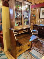 Arts & Crafts Bureau Bookcase (2 of 14)