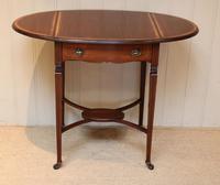 Edwardian Pembroke Table (2 of 10)
