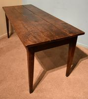 19th Century French Dining Farmhouse Table (2 of 5)