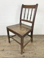 Pair of 19th Century Oak Farmhouse Chairs (5 of 12)