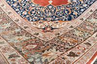 Fine Antique Tabriz Carpet (4 of 8)