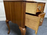 Burr Walnut Dressing Table or Desk by Gillows (8 of 16)