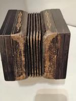 Good Early 20th Century Concertina Squeeze Box (7 of 11)