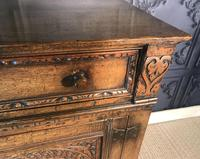 Quality Carved Oak Sideboard (9 of 14)