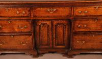 Good Georgian Oak Serving Dresser (10 of 12)