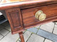 Mahogany Inlaid Sofa Table (9 of 11)