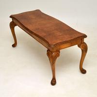 Burr Walnut Coffee Table c.1930 (3 of 8)