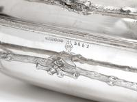 Victorian Fenton Brothers Beautifully Engraved Silver Plated Biscuit Warmer (2 of 4)