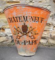 Vintage French Grape Hod Chateauneuf Du Pape (4 of 8)