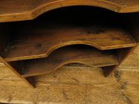 Antique Narrow Pine Pigeon Holes, Stationery or Haberdashery Display Shelves (5 of 10)