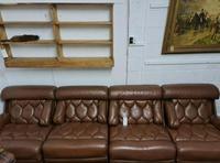 Retro Mid Century Modular Tetrad Suite Sofa (9 of 9)