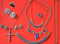 Excellent Vintage Collection of 50s Jewellery  - Ideal Gift / Present