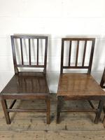 Harlequin Set of Four Welsh Farmhouse Chairs (6 of 16)