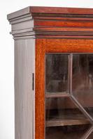Georgian Style Mahogany Glazed Bookcase (4 of 6)