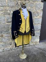 Late Victorian English Country House Footman's Uniform (6 of 11)