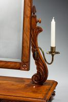 Regency Period Dressing Mirror with Centre Section Drawer (2 of 6)