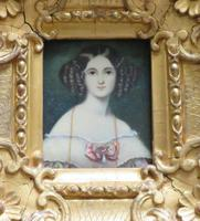Miniature Portrait by Sir William Ross 1809-1859 (2 of 4)