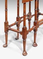 "George III Style Mahogany ""Spider-leg"" Table c.1890 (4 of 5)"