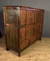 Fabulous Polychromed Tibetan Altar Cabinet (2 of 9)