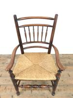 Set of Eight Spindle Back Chairs (4 of 10)