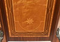 Scandinavian Commode Marquetry Chest of Drawers c.1920 (13 of 15)