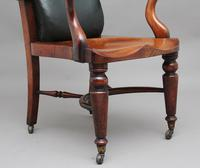 19th Century Heals of London Library Chair (5 of 10)