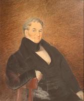 Oil Portrait of Gentleman (2 of 5)