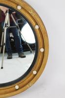Convex Wall Mirror / Butlers Mirror (4 of 13)