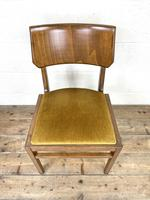 Set of Eight Mid Century Dining Chairs – Ben of Frome Style (3 of 8)