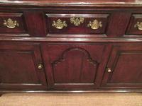 Superb George II Period Antique Oak Dresser (3 of 7)
