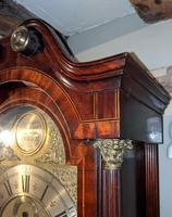 Late 18th Cent Mahogany 8 Day Longcase Grandfather Clock (6 of 6)