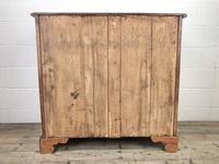 Antique 19th Century Mahogany Chest of Drawers (9 of 9)
