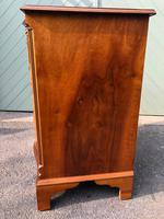 Antique Burr Walnut Chest Drawers (6 of 11)