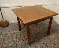 Golden Oak Cottage Draw Leaf Table (7 of 7)
