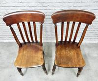 Pair of Windsor Lathback Side Chairs (2 of 5)
