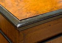 Late 19th Century Walnut Pier Cabinet (7 of 7)