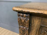 Ipswich Oak Carved Sideboard (9 of 16)