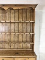 Large Victorian Antique Pine Dresser (6 of 17)