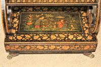 A fine Regency pen work table book stand in the Chinoiserie Style (3 of 8)