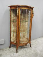 French Rosewood Vitrine by Thomas Justice & Sons (7 of 14)