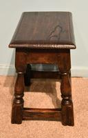 Charles II Style Oak Joint Stools (2 of 7)