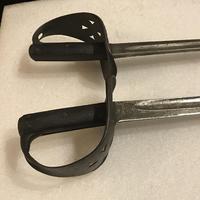 Matching Victorian British military swords (16 of 22)