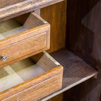 Oak Hall Cabinet (5 of 6)